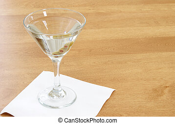 vodka, martini