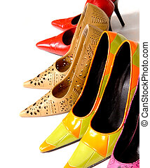 Dames, chaussures