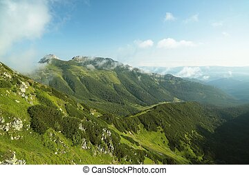 Giewont in the Polish Tatras - Top Giewont in the Tatras...