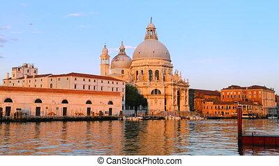 Venice city - Santa maria della Salute, Venice city, Italy