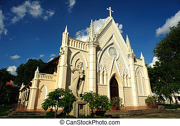 Saint Joseph seminary in Sai Gon - Saint Joseph seminary in...