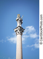 Maria Statue Freising - An image of the beautiful Maria...