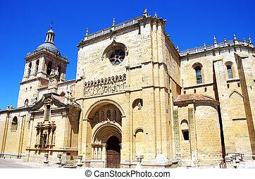 Cathedral of Ciudad Rodrigo, Salamanca,