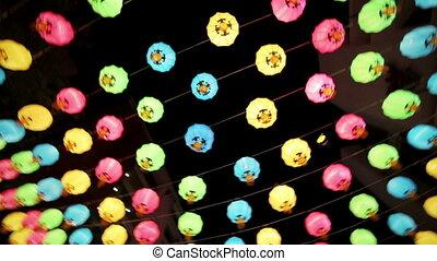 chinese new year celebration, bangkok, thailand