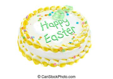 蛋糕, 愉快, 復活節, 喜慶