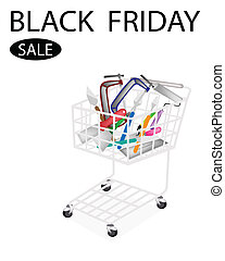 Builder Tools in Black Friday Shopping Cart - A Shopping...