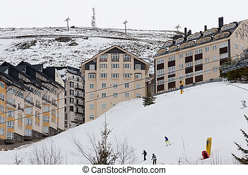 Sierra Nevada Spain Ski resort - Sierra Nevada Ski Resort...
