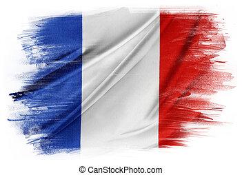 旗, フランス語