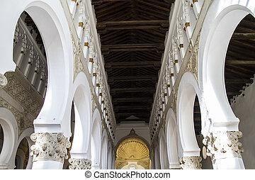 Tourism, Santa María la Blanca is a temple located in the...
