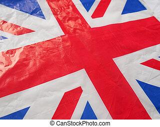 UK Flag - Union Jack national flag of United Kingdom UK