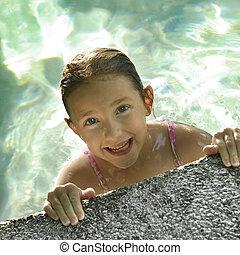 Summer Swimming Fun
