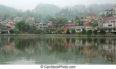 Sapa Lake view, Vietnam