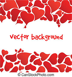 happy valentines background - illustration of background for...