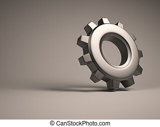 Gear - 3d gear mechanism