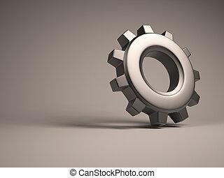 Gear - 3d gear mechanism
