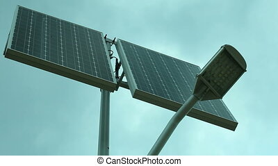 solar panels - Alternative energy. Solar panel - Stock...