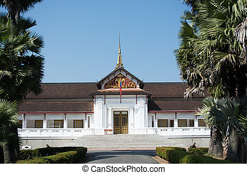 Palace of Luang prabang National Museum