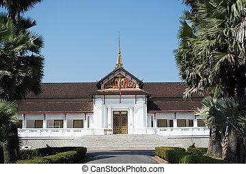 Palace of Luang prabang (National Museum)