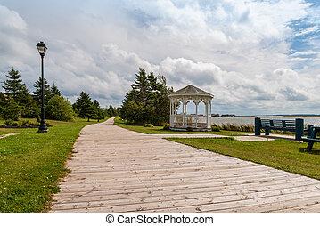 Boardwalk (Prince Edward Island, Canada)