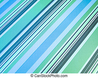 Green diagonal stripe background - Green and blue diagonal...