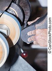Zapatero, reparaciones, zapato
