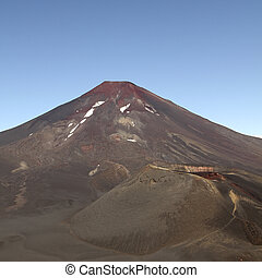 Lonquimay volcano, Chile - Lonquimay volcano, in...