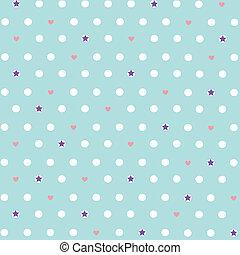 Seamless pattern, background