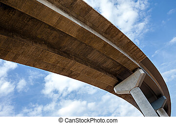 Flyover - Elevated road