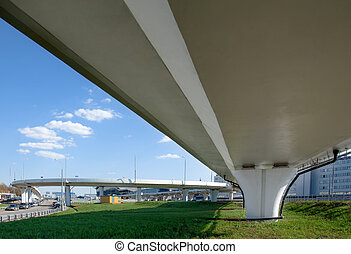 Elevated road