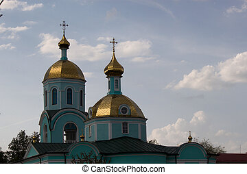St Nicholas Cathedral Main Orthodox church in Uman