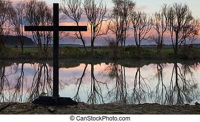 Still Waters Cross