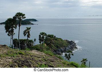 Cape of Phuket,Thailand (Promthep Cape)