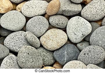 Pebble stone.