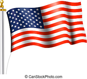 American flag Clipart Vector and Illustration. 30,505 American ...