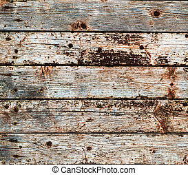 wooden background square format - old wooden background