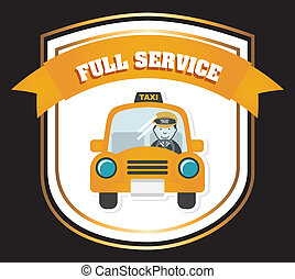 public service - public service over black background vector...