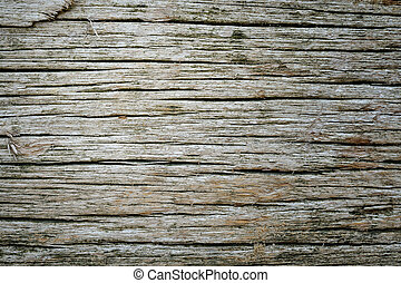 Rotten wood background - High quality cackground made of old...