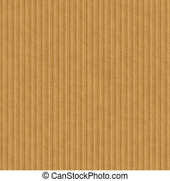Seamless cardboard texture (packaging paper background) -...