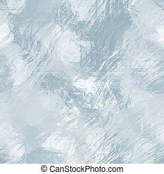 Seamless ice texture abstract winter background - Seamless...