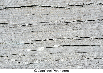 Old wooden background - Background made of old rotten wood