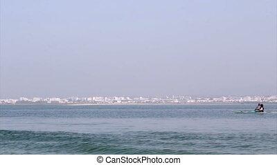 Ria Formosa Armona Island D1 - Ria Formosa View from Farol...