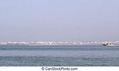 Ria Formosa Armona Island D2 - Ria Formosa View from Farol...
