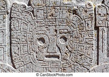 tiwanaku, cara