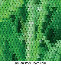 Grass themed background with diamond grid