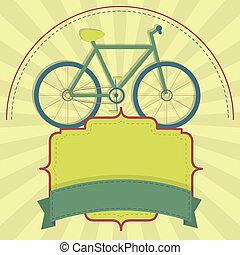 Banner bike