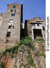 Houses in Zagarolo (Rome, Italy) - Zagarolo is a town and...