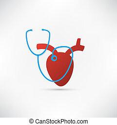 human, Coração, ícone