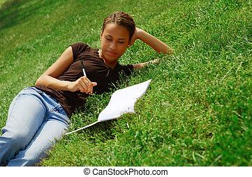 Notebook Girl