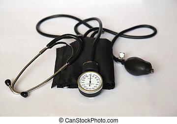 tonometer - medecine tonometer
