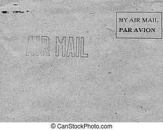 airmail - Airmail
